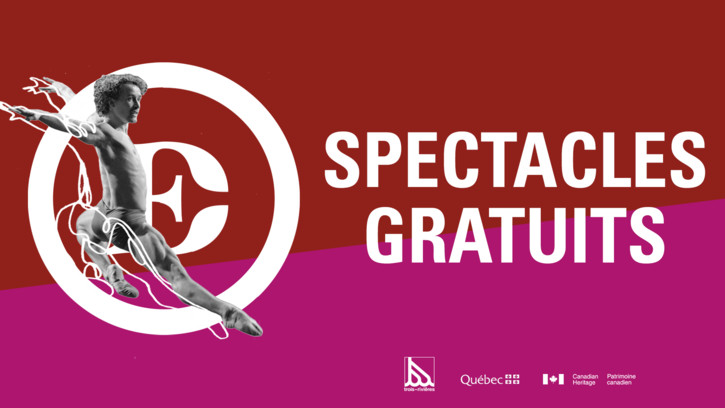 Festival International DANSEncore - Spectacles gratuits