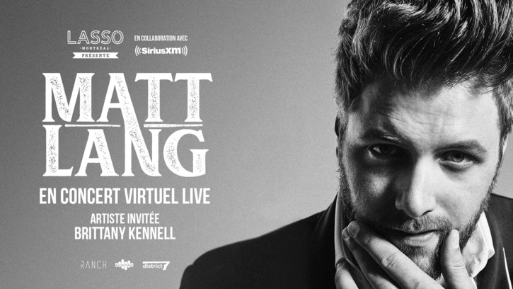 Matt Lang (spectacle virtuel)