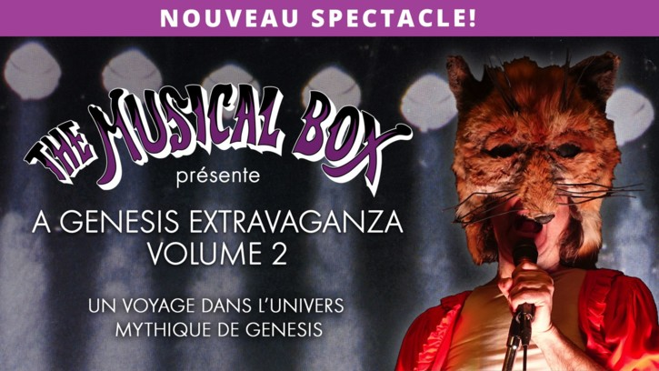 The Musical Box - A Genesis Extravaganza Volume 2