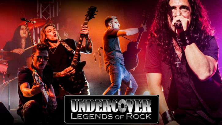 Undercover - Legends of Rock