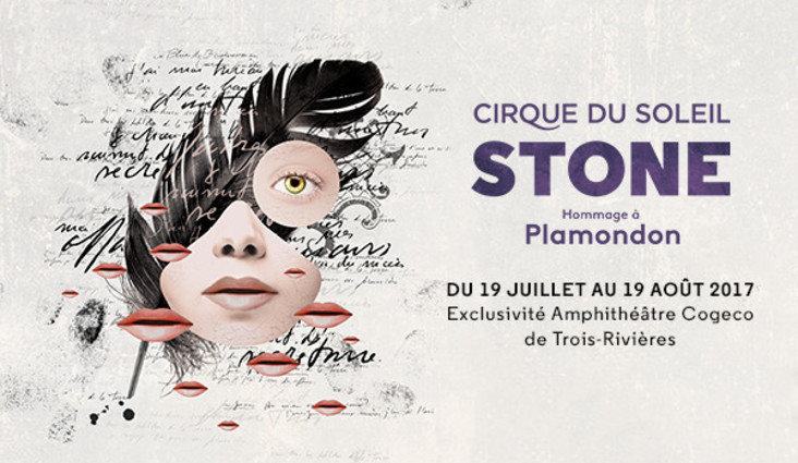 STONE: THIRD SHOW OF THE TRIBUTE SERIES, IMAGINED BY THE  CIRQUE DU SOLEIL