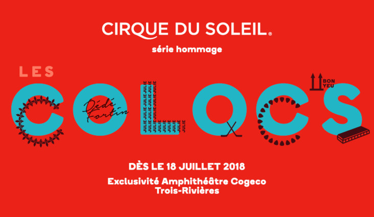 A fourth year for the Tribute Series by Cirque du Soleil inspired by a legendary Quebec music band