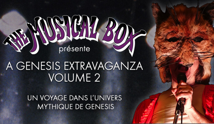 The Musical Box reporté en septembre 2021